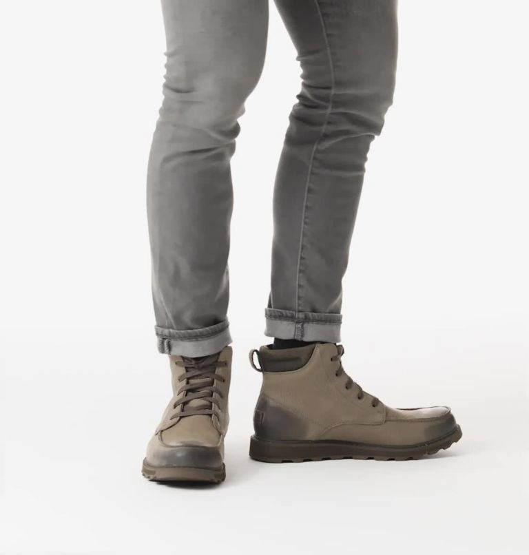 Men's Madson™ II Moc Toe Boot Men's Madson™ II Moc Toe Boot, video