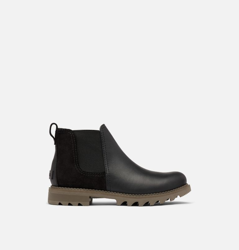 MAD BRICK™ CHELSEA WP | 010 | 9.5 Men's Mad Brick™ Chelsea Boot, Black, front