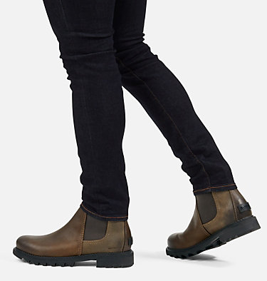 Botte Mad Brick™ Chelsea pour homme MAD BRICK™ CHELSEA WP | 269 | 9, Saddle, video