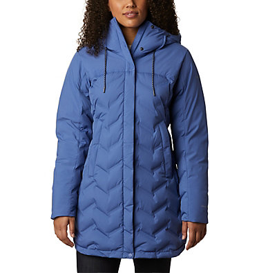 Women's Mountain Croo™ Long Down Jacket Mountain Croo™ Long Down Jacket | 010 | M, Velvet Cove, front