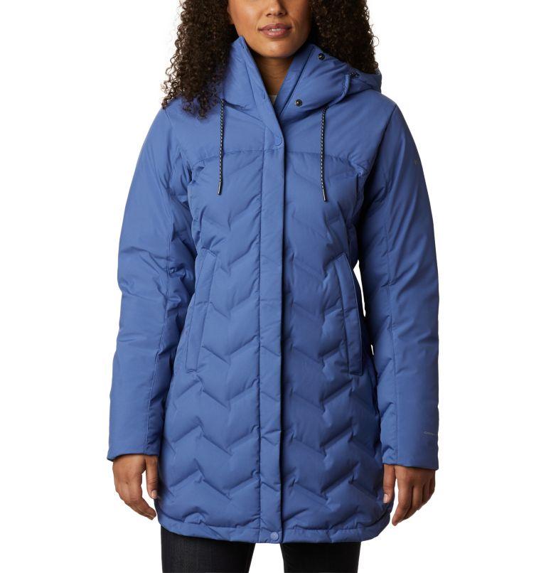 Women's Mountain Croo™ Long Down Jacket Women's Mountain Croo™ Long Down Jacket, front