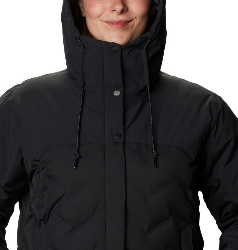 Women's Mountain Croo™ Long Down Jacket - Plus Size Women's Mountain Croo™ Long Down Jacket - Plus Size, a2