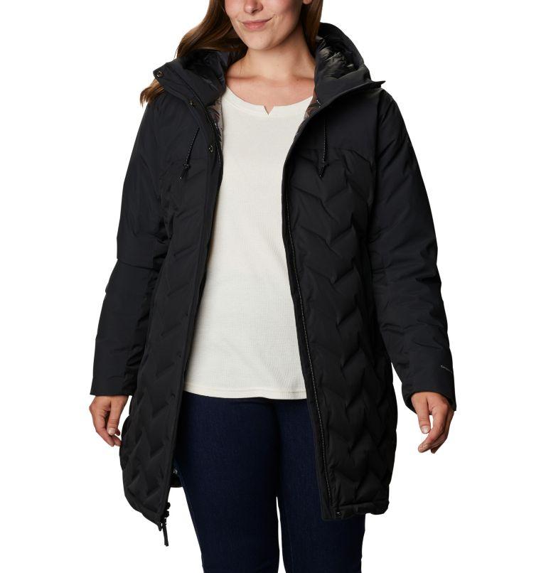 Women's Mountain Croo™ Long Down Jacket - Plus Size Women's Mountain Croo™ Long Down Jacket - Plus Size, front