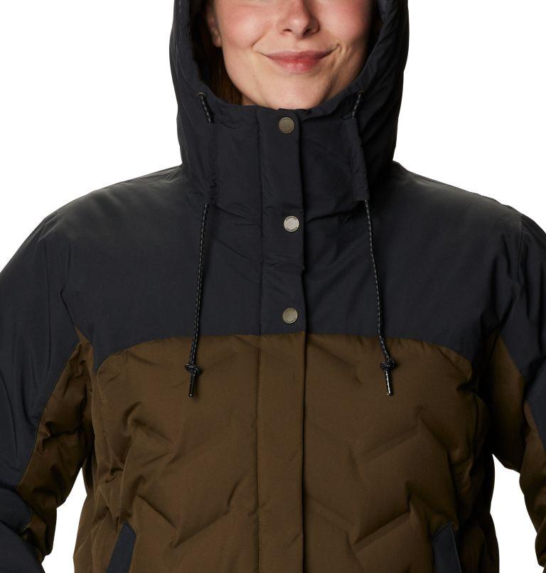 Women's Mountain Croo™ Long Down Jacket - Plus Size Women's Mountain Croo™ Long Down Jacket - Plus Size, a2
