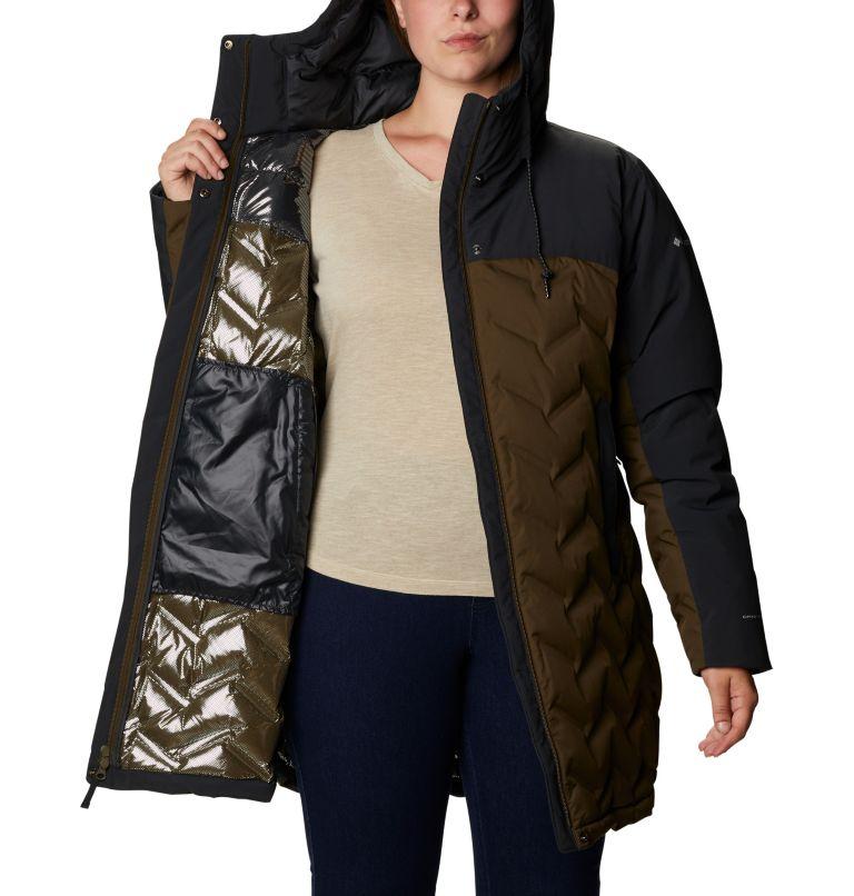 Women's Mountain Croo™ Long Down Jacket - Plus Size Women's Mountain Croo™ Long Down Jacket - Plus Size, a3