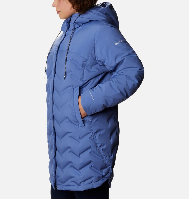 Women's Mountain Croo™ Long Down Jacket - Plus Size Women's Mountain Croo™ Long Down Jacket - Plus Size, a1