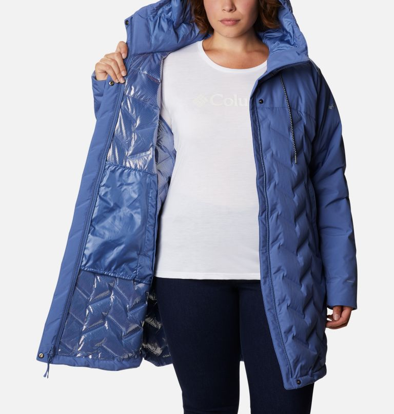 Women's Mountain Croo™ Long Down Jacket - Plus Size Women's Mountain Croo™ Long Down Jacket - Plus Size, a3