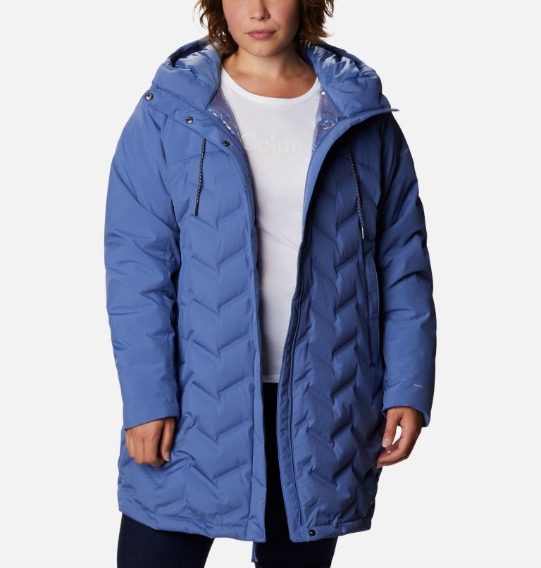Women's Mountain Croo™ Long Down Jacket - Plus Size Women's Mountain Croo™ Long Down Jacket - Plus Size, a4