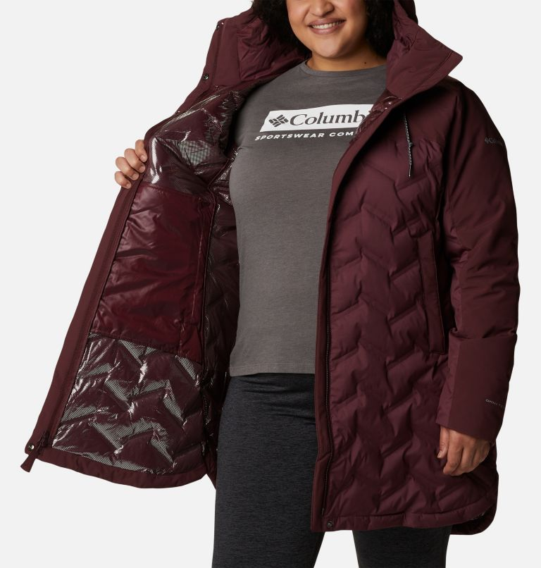 Manteau long en duvet Mountain Croo™ pour femme - Grandes tailles Manteau long en duvet Mountain Croo™ pour femme - Grandes tailles, a3