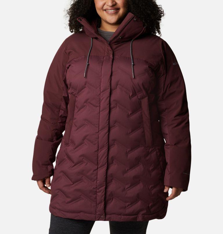 Manteau long en duvet Mountain Croo™ pour femme - Grandes tailles Manteau long en duvet Mountain Croo™ pour femme - Grandes tailles, front
