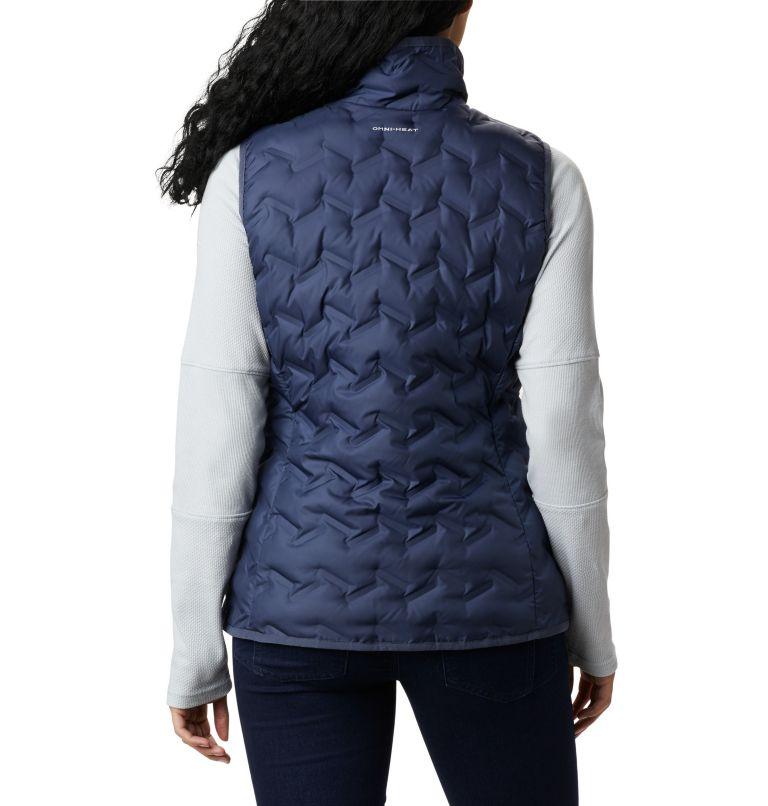 Women's Delta Ridge™ Down Vest Women's Delta Ridge™ Down Vest, back