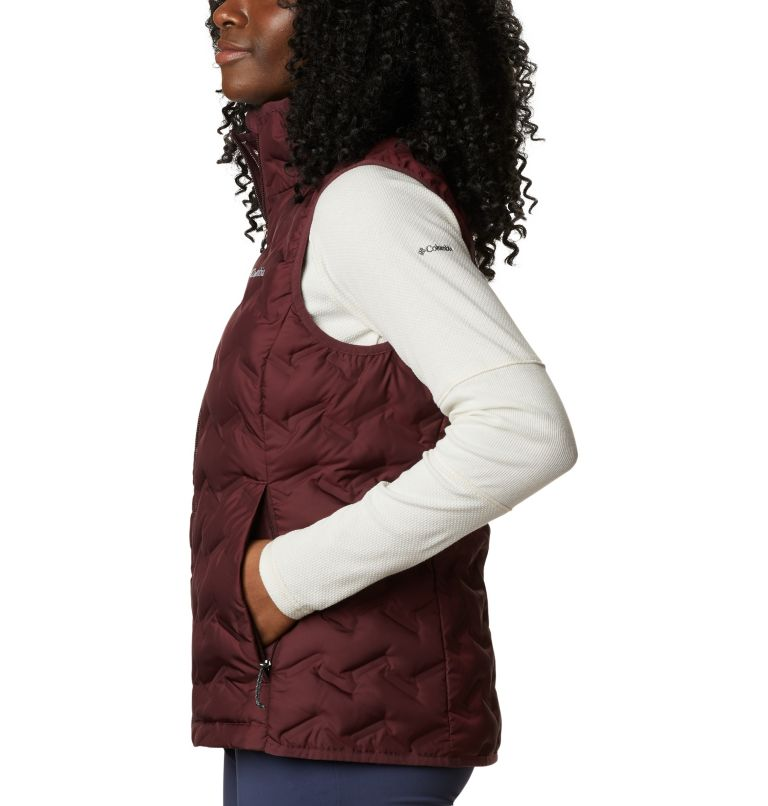 Women's Delta Ridge™ Down Vest Women's Delta Ridge™ Down Vest, a1