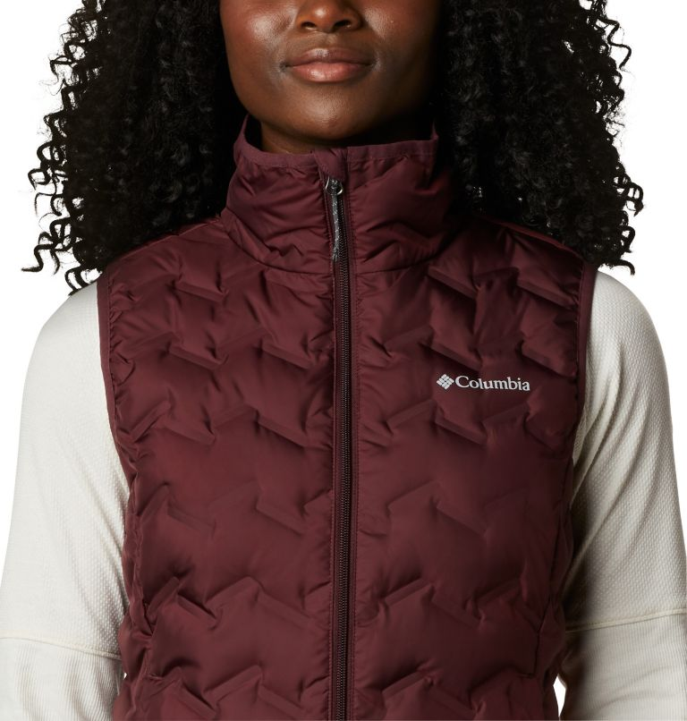 Women's Delta Ridge™ Down Vest Women's Delta Ridge™ Down Vest, a2