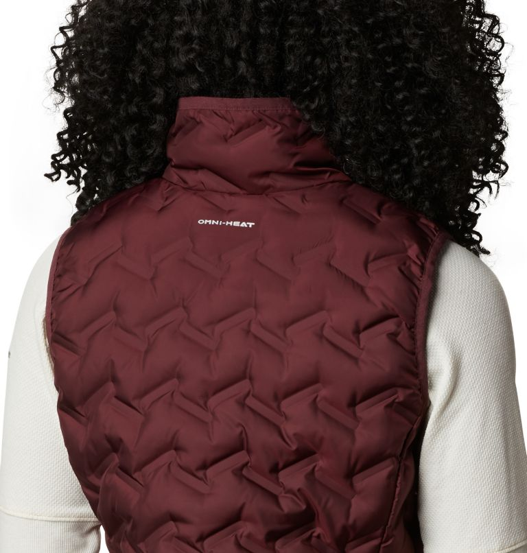 Women's Delta Ridge™ Down Vest Women's Delta Ridge™ Down Vest, a4
