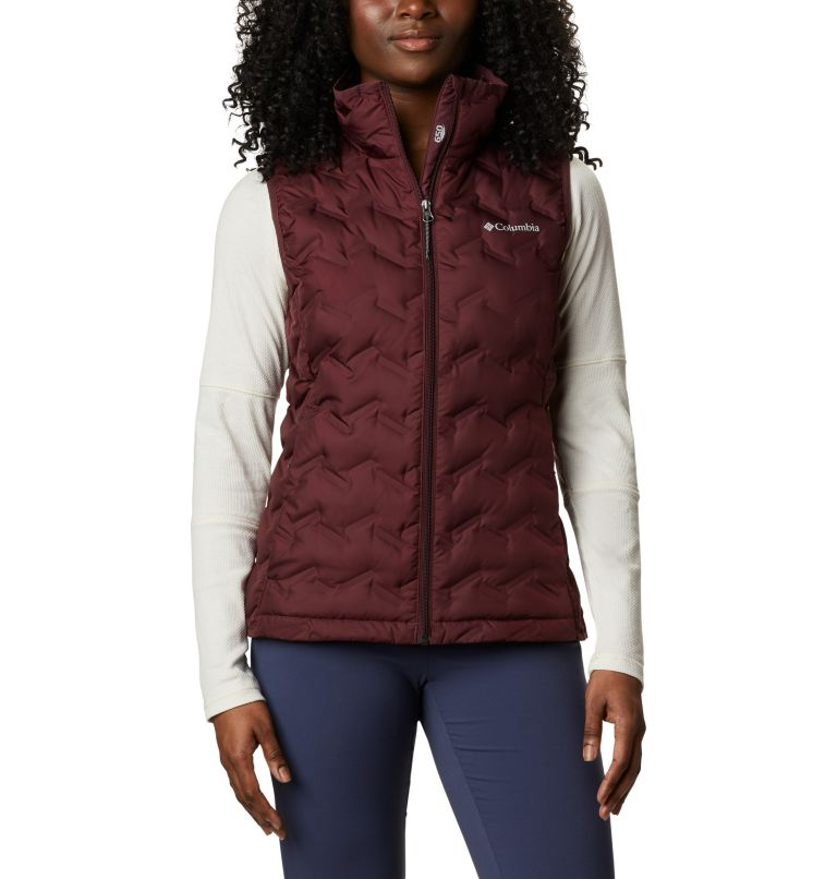 Women's Delta Ridge™ Down Vest Women's Delta Ridge™ Down Vest, front