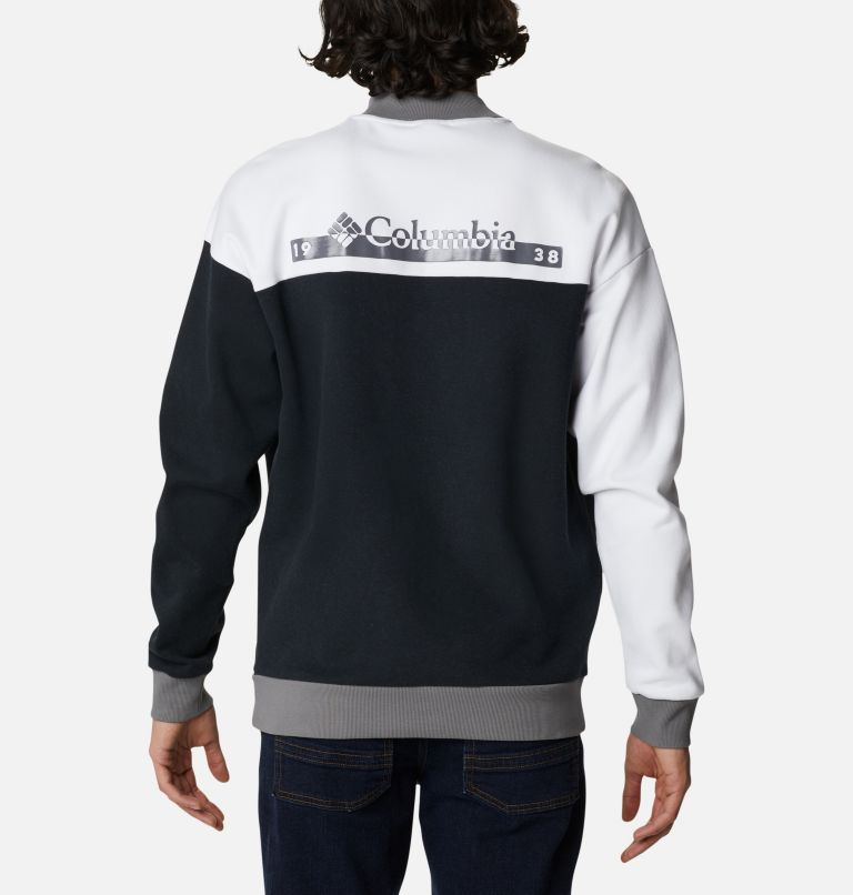 Unisex Mountain View™ Omni-Heat™ Crew Sweatshirt Unisex Mountain View™ Omni-Heat™ Crew Sweatshirt, back