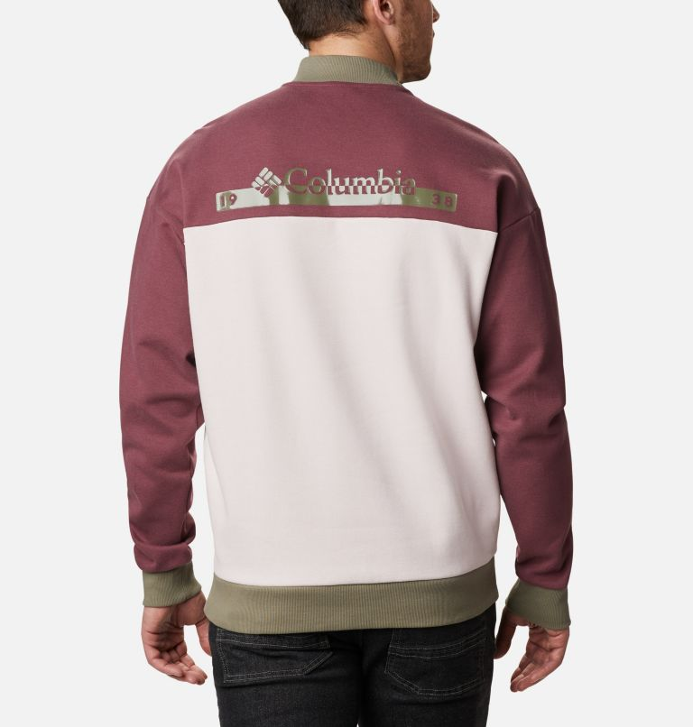 Unisex Mountain View™ Omni-Heat™ Crew Sweatshirt Unisex Mountain View™ Omni-Heat™ Crew Sweatshirt, back