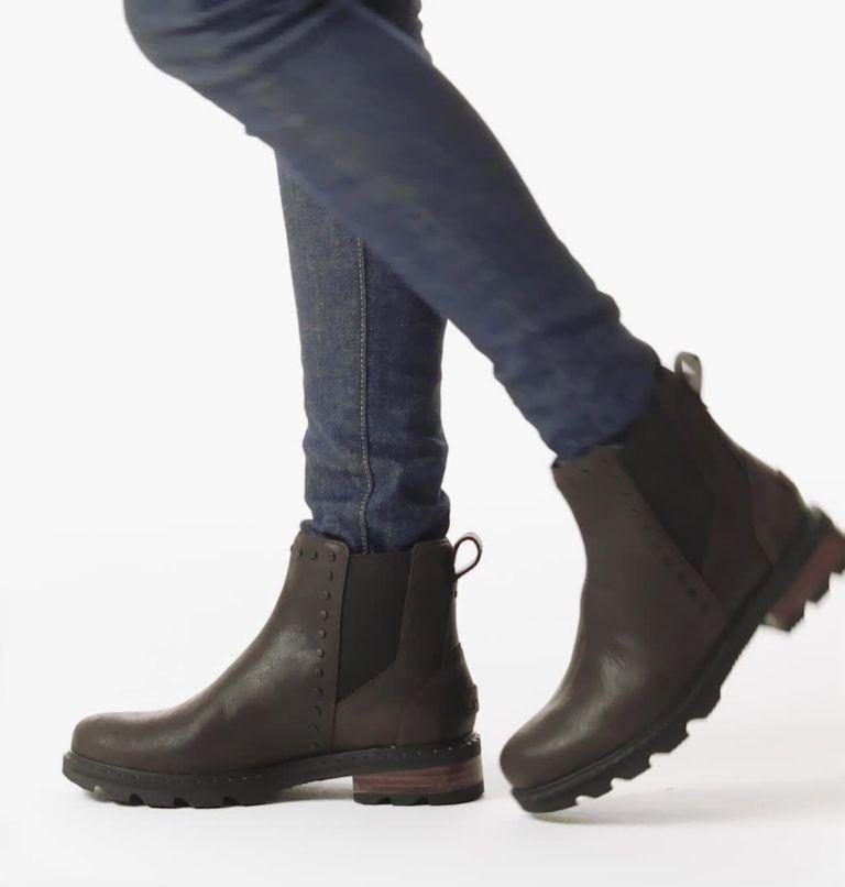 Lennox™ Chelsea Stiefel mit Nieten für Frauen Lennox™ Chelsea Stiefel mit Nieten für Frauen, video
