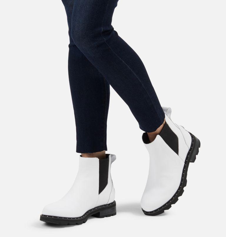LENNOX™ CHELSEA | 100 | 5.5 Women's Lennox™ Chelsea Bootie, White, a9