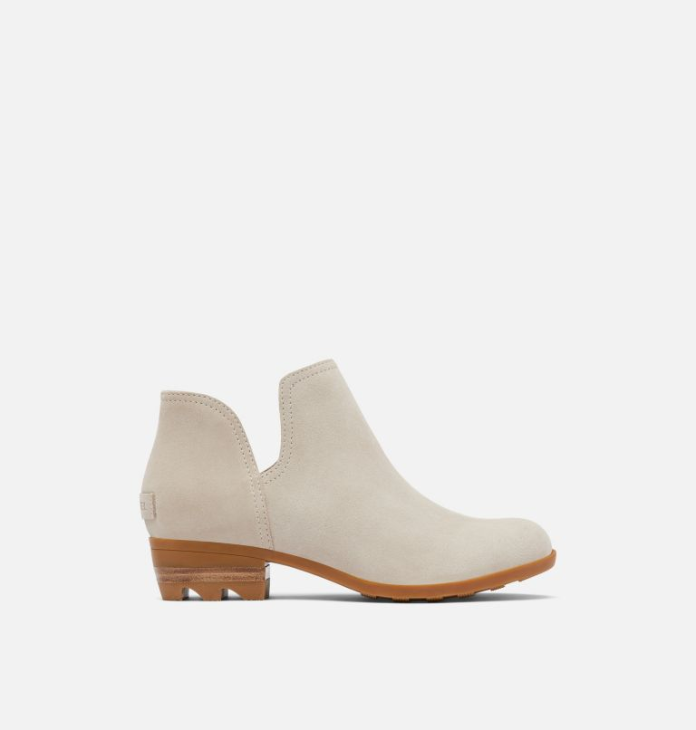 LOLLA™ II CUT OUT | 096 | 5 Womens Lolla™ II Cut Out Bootie, Soft Taupe, Gum, front