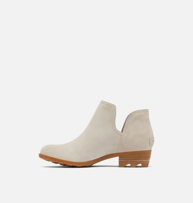 LOLLA™ II CUT OUT | 096 | 6.5 Womens Lolla™ II Cut Out Bootie, Soft Taupe, Gum, medial