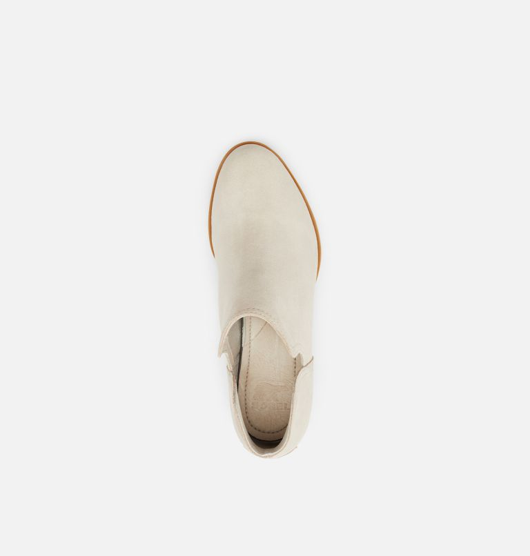 LOLLA™ II CUT OUT | 096 | 5 Womens Lolla™ II Cut Out Bootie, Soft Taupe, Gum, top