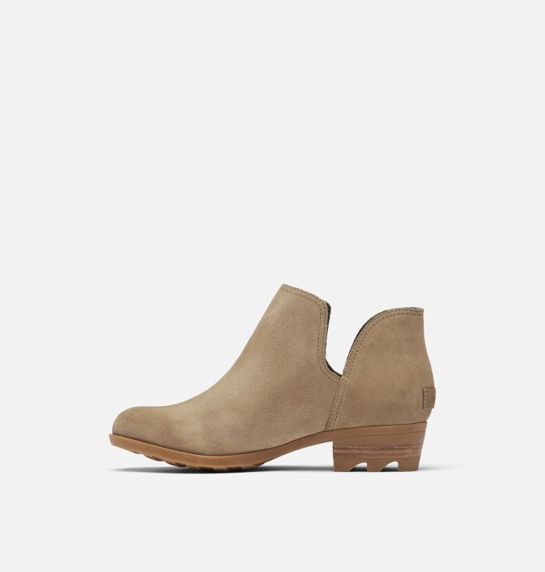 LOLLA™ II CUT OUT | 297 | 10 Womens Lolla™ II Cut Out Bootie, Khaki II, medial
