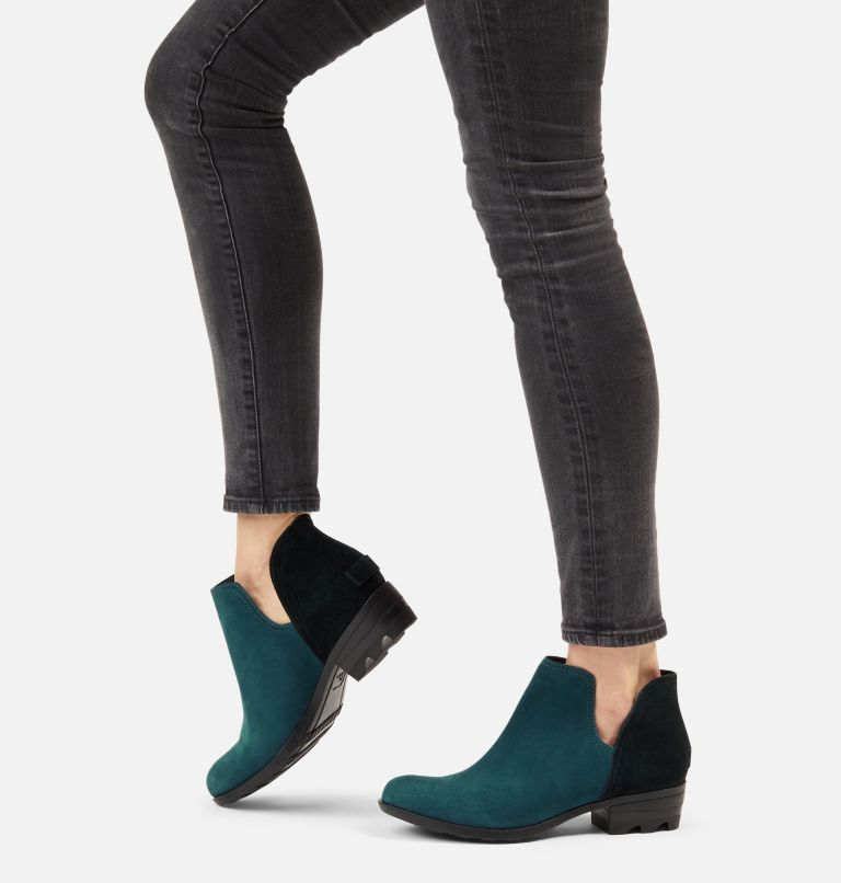 LOLLA™ II CUT OUT | 375 | 7 Womens Lolla™ II Cut Out Bootie, Dark Seas, a9