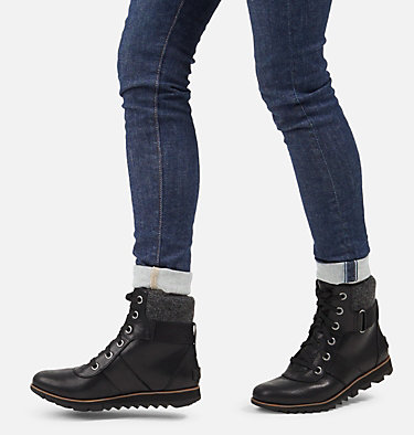 Women's Harlow™ Conquest Boot HARLOW™ CONQUEST | 010 | 10, Black, video
