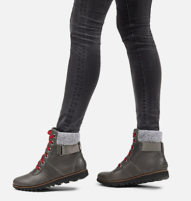 Women's Harlow™ Conquest Boot HARLOW™ CONQUEST | 010 | 10, Quarry, 3/4 front