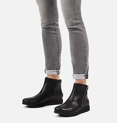 Women's Harlow™ Zip Bootie HARLOW™ ZIP | 297 | 10, Black, 3/4 front