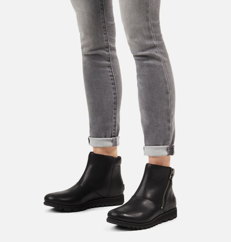 HARLOW™ ZIP | 010 | 8 Women's Harlow™ Zip Bootie, Black, a9