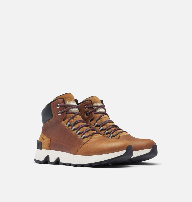 Men's Mac Hill™ Mid Leather Waterproof Boot Men's Mac Hill™ Mid Leather Waterproof Boot, 3/4 front