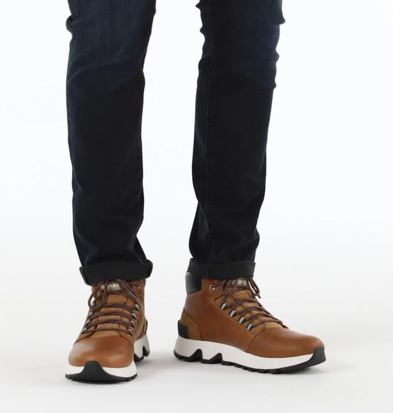 Bota Mac Hill™ Mid Leather Waterproof para hombre Bota Mac Hill™ Mid Leather Waterproof para hombre, video