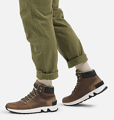 Men's Mac Hill™ Mid LTR Boot MAC HILL™ MID LTR WP | 297 | 10, Khaki II, 3/4 front