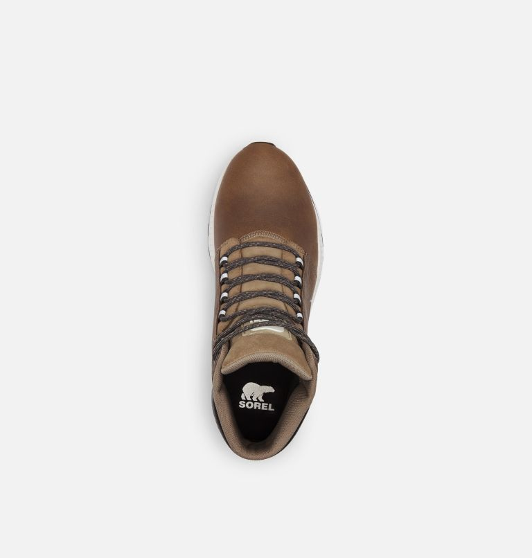 Mac Hill™ Mid Leather wasserdichte Stiefel für Männer Mac Hill™ Mid Leather wasserdichte Stiefel für Männer, top