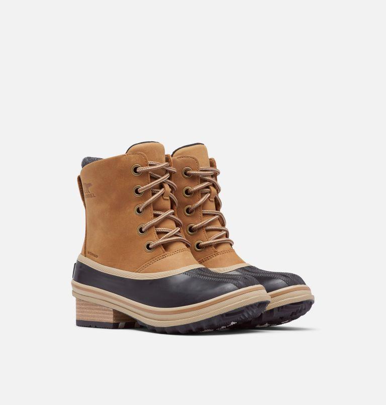 Botte « Duck boot » à lacets Slimpack™ III pour femme Botte « Duck boot » à lacets Slimpack™ III pour femme, 3/4 front