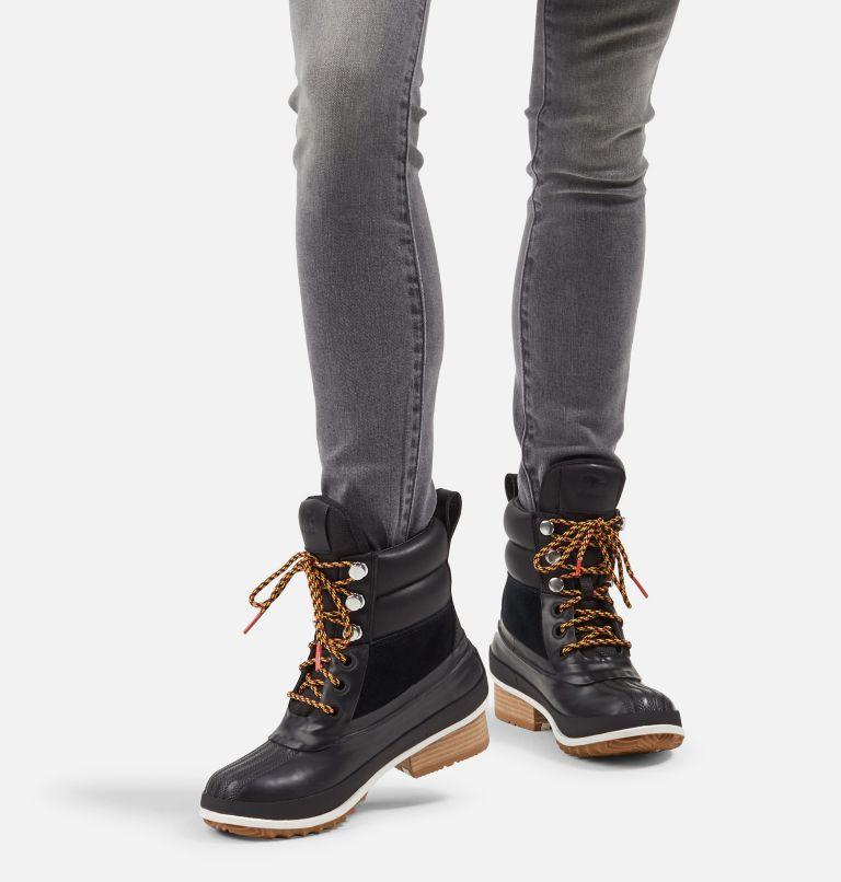 SLIMPACK™ III HIKER | 010 | 7.5 Womens Slimpack™ III Hiker Duck Boot, Black, a9