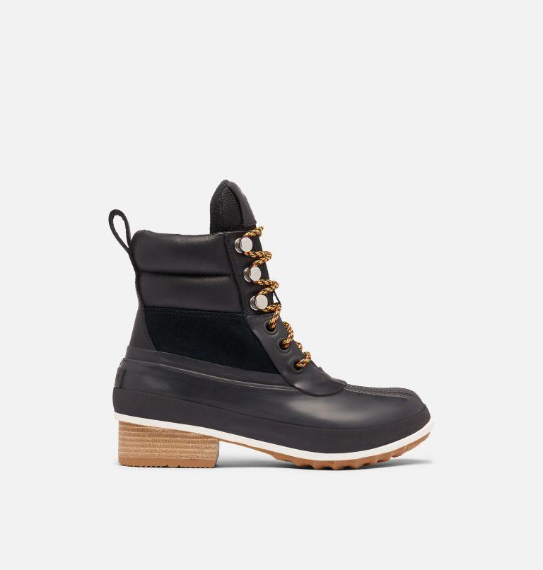 SLIMPACK™ III HIKER | 010 | 9 Womens Slimpack™ III Hiker Duck Boot, Black, front