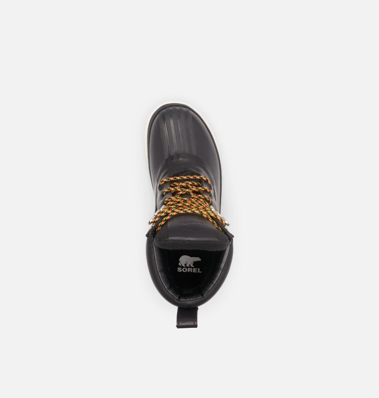 SLIMPACK™ III HIKER   010   6 Womens Slimpack™ III Hiker Duck Boot, Black, top