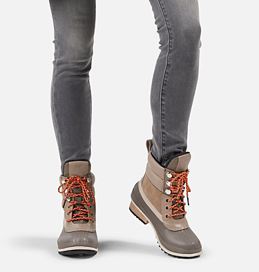 Womens Slimpack™ III Hiker Duck Boot SLIMPACK™ III HIKER | 010 | 10, Khaki II, video
