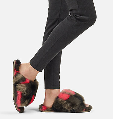 Women's Sorel Go™ - Mail Run Slippers SOREL GO™ - MAIL RUN | 010 | 10, Sage, video