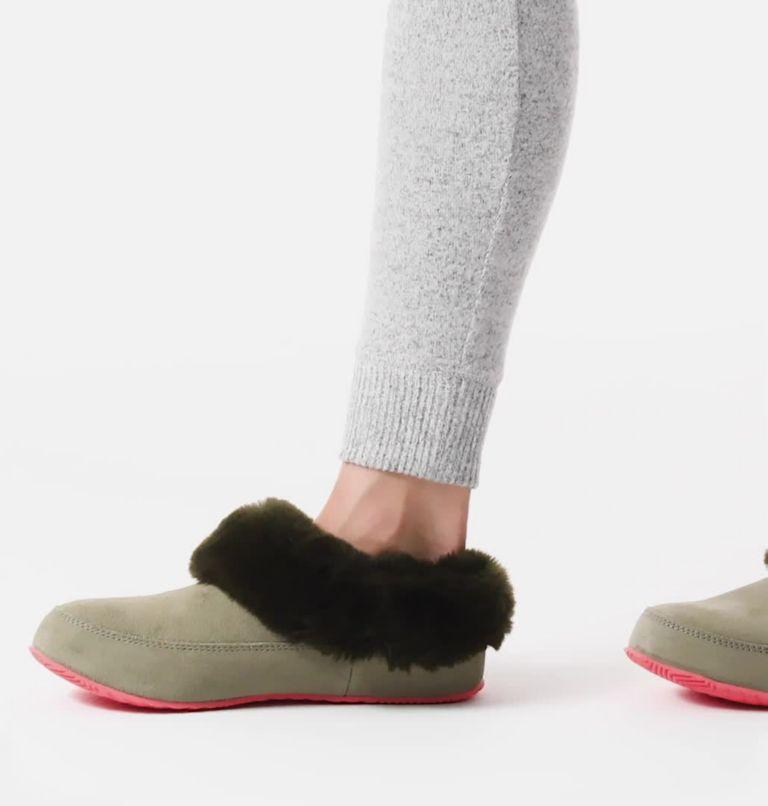 Pantoufle Coffee Run - Sorel Go™ pour femme Pantoufle Coffee Run - Sorel Go™ pour femme, video