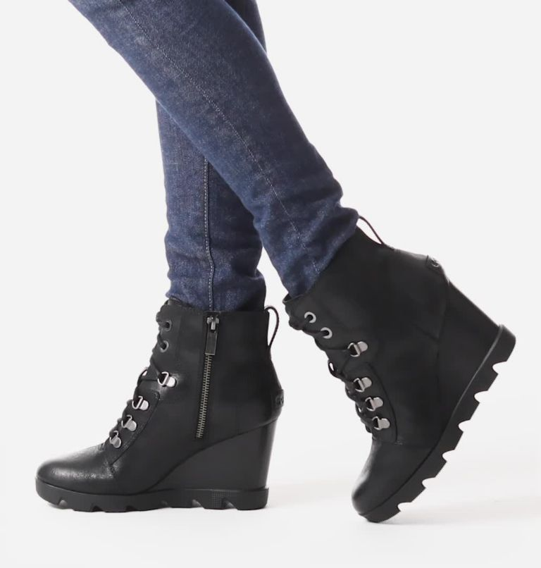 Women's Joan Uptown™ Lace Boot Women's Joan Uptown™ Lace Boot, video