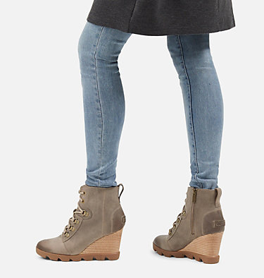 Women's Joan Uptown™ Lace Bootie JOAN UPTOWN™ LACE | 052 | 10, Khaki II, video