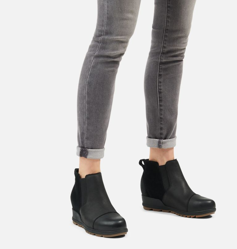 EVIE™ PULL-ON | 010 | 12 Womens Evie™ Pull-On Bootie, Black, a9