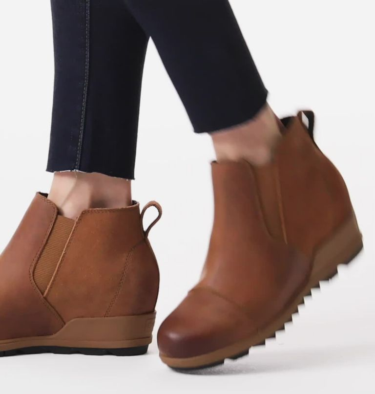 Womens Evie™ Pull-On Bootie Womens Evie™ Pull-On Bootie, video