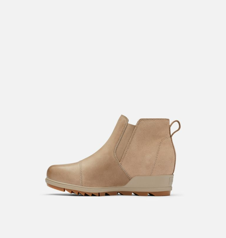 EVIE™ PULL-ON | 264 | 10 Womens Evie™ Pull-On Bootie, Omega Taupe, Gum 2, medial