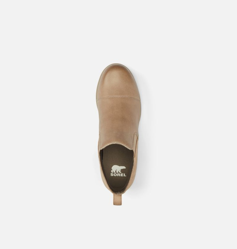 EVIE™ PULL-ON | 264 | 10 Womens Evie™ Pull-On Bootie, Omega Taupe, Gum 2, top