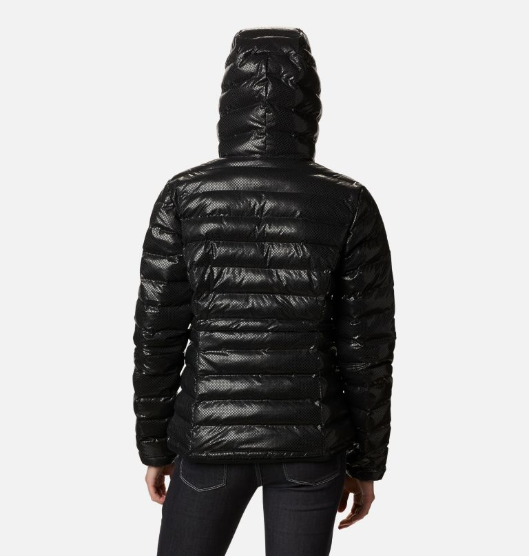 W Three Forks™ Black Dot™ Jacket | 010 | XL Women's Three Forks Black Dot Jacket, Black, back